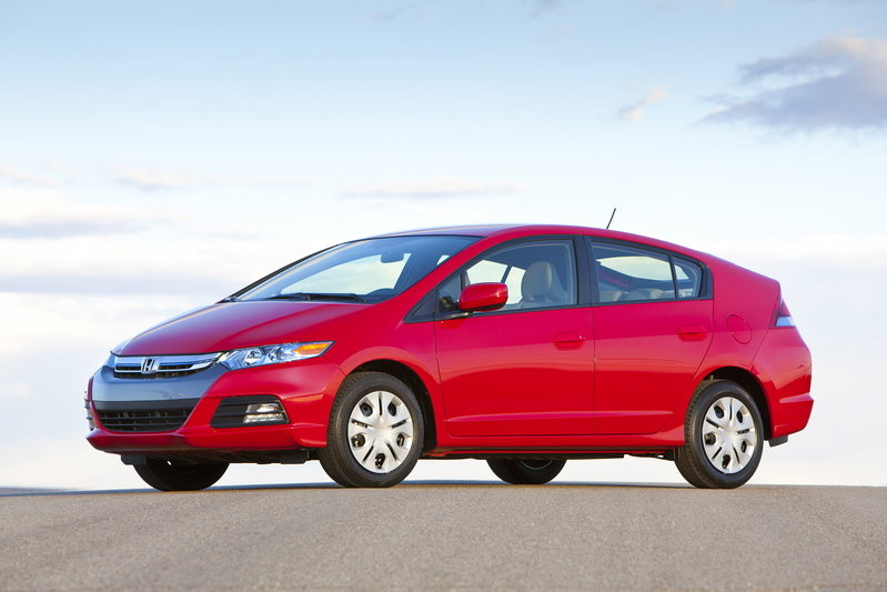 2014 Honda Insight High Resolution Exterior - image 542856