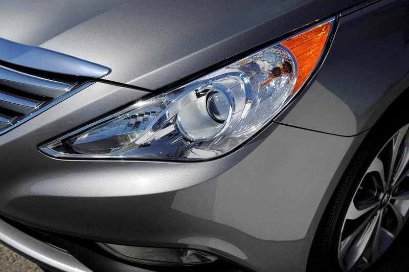 2014 Hyundai Sonata High Resolution Exterior - image 540657