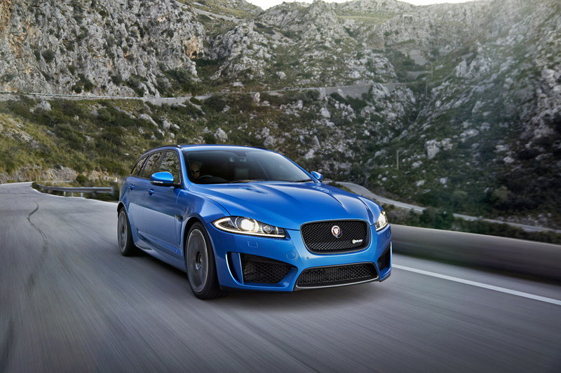 2015 Jaguar XFR-S Sportbrake High Resolution Exterior - image 543354