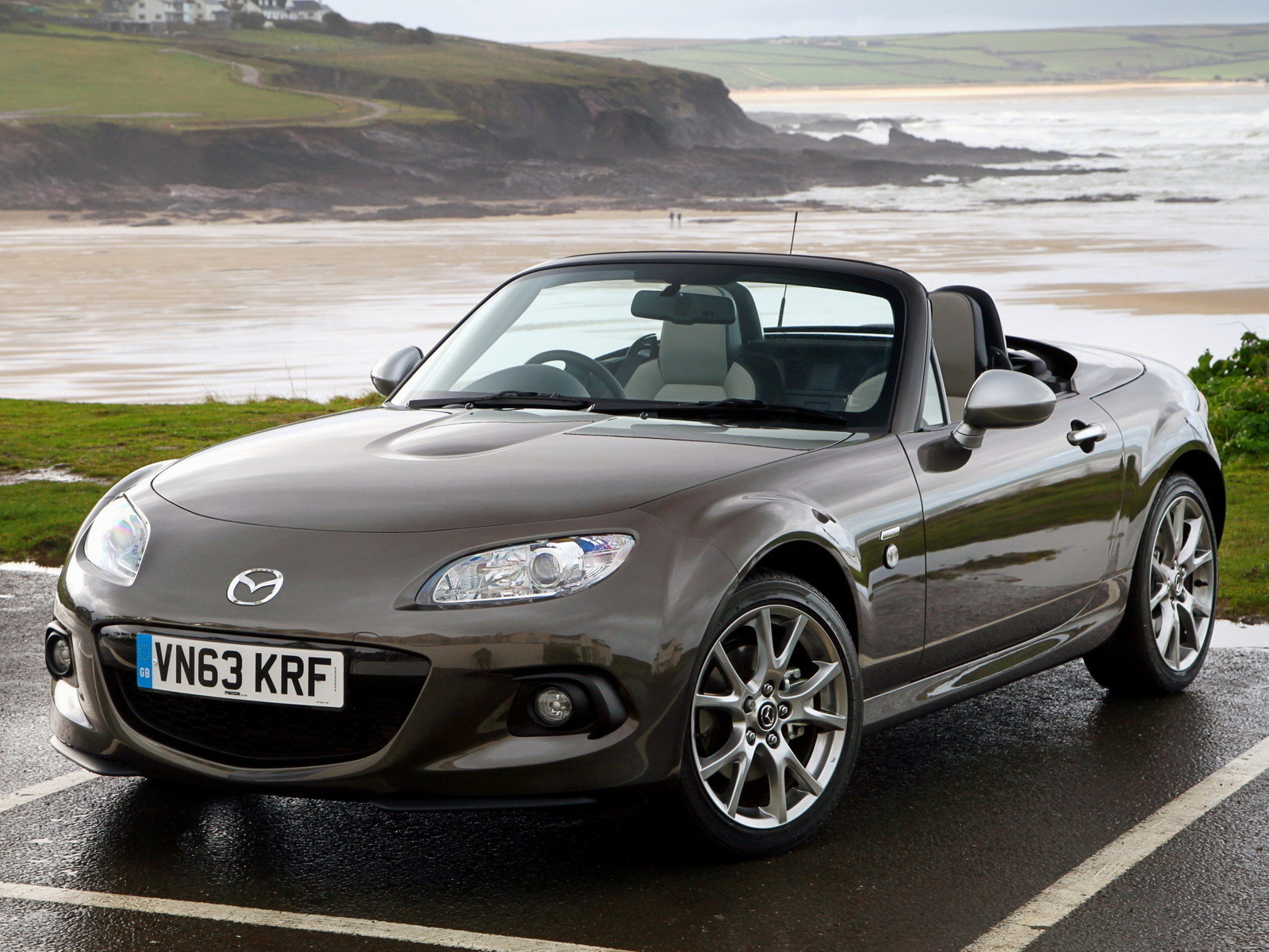 2014 mazda mx 5 sport venture picture 541671 car review top speed. Black Bedroom Furniture Sets. Home Design Ideas