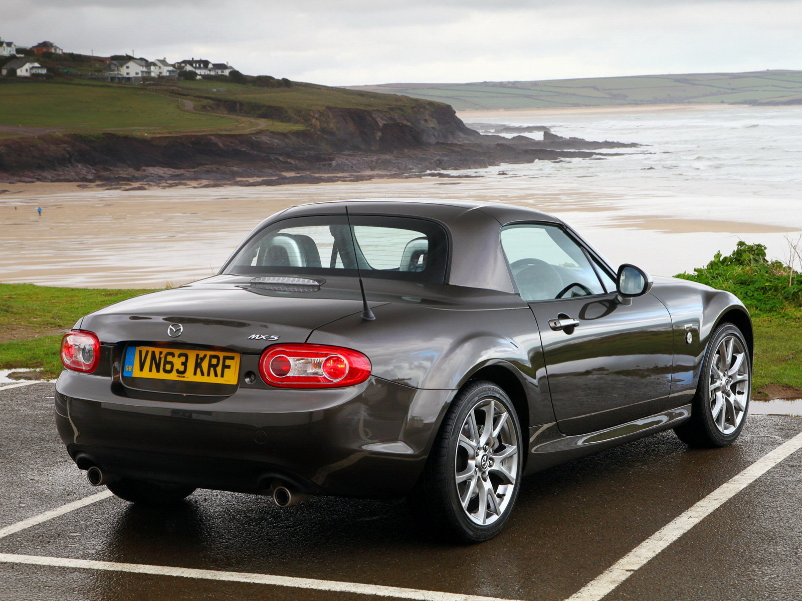 2014 mazda mx 5 sport venture picture 541650 car review top speed. Black Bedroom Furniture Sets. Home Design Ideas