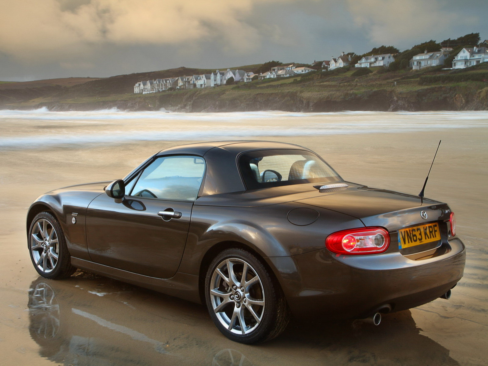 2014 mazda mx 5 sport venture picture 541654 car review top speed. Black Bedroom Furniture Sets. Home Design Ideas