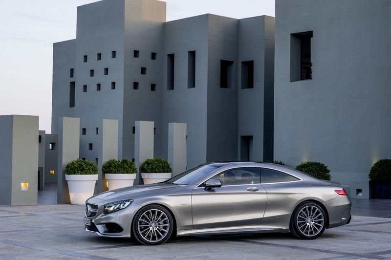 2015 Mercedes S-Class Coupe High Resolution Exterior - image 541732