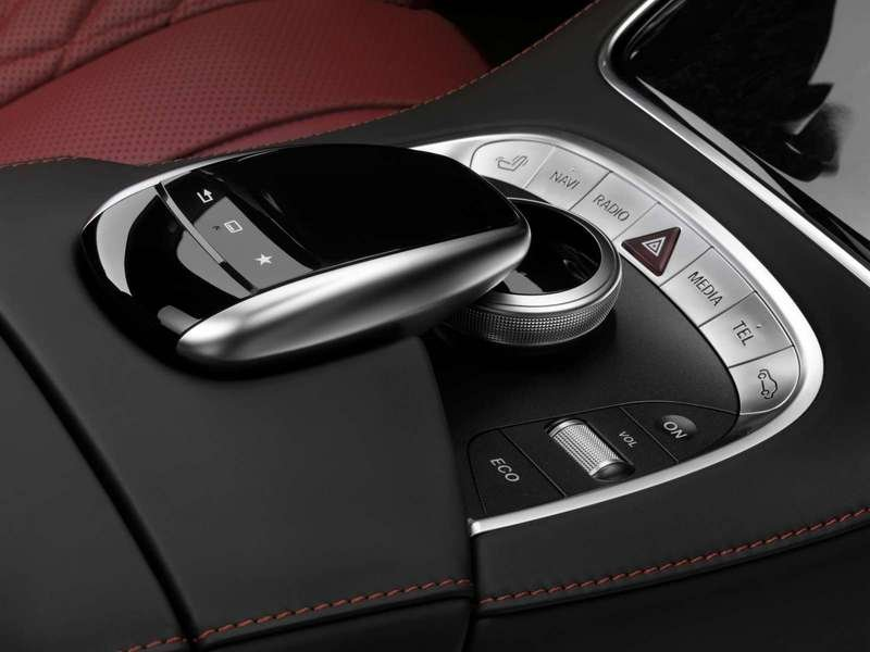 2015 Mercedes S-Class Coupe Interior - image 541800