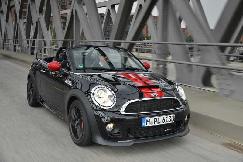 2014 Mini Roadster High Resolution Exterior - image 540514