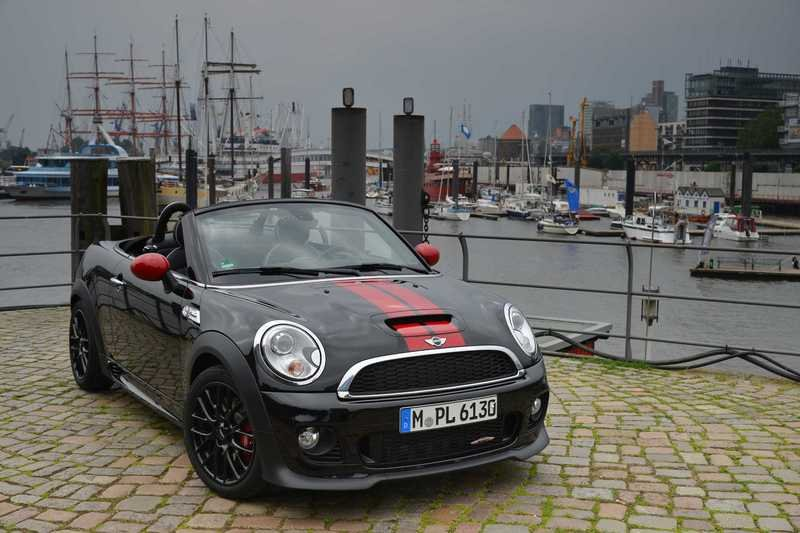 2014 Mini Roadster High Resolution Exterior - image 540516