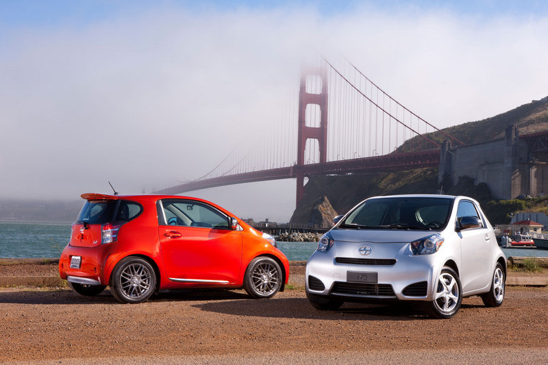 2014 Scion iQ High Resolution Exterior Wallpaper quality - image 542924