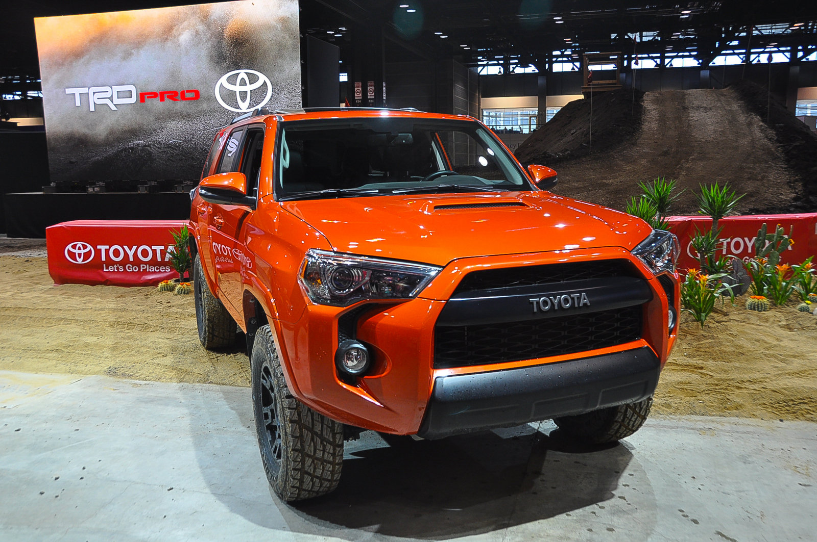 4Runner Off Road >> 2014 Toyota Rock Star 4Runner TRD Pro Series | Top Speed