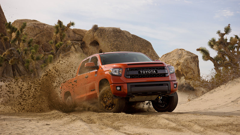 2014 Toyota Tundra TRD Pro High Resolution Exterior - image 541202