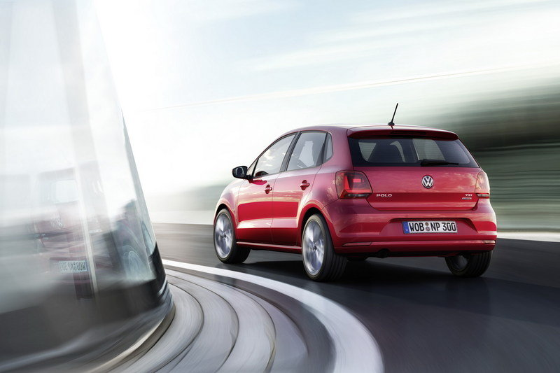 2015 Volkswagen Polo High Resolution Exterior - image 543621