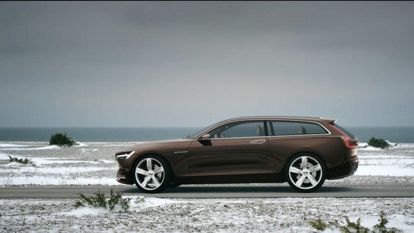 2014 Volvo Concept Estate Review Top Speed