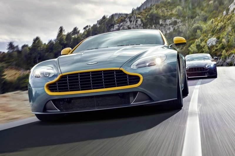 2015 Aston Martin V8 Vantage N430 High Resolution Exterior - image 542941