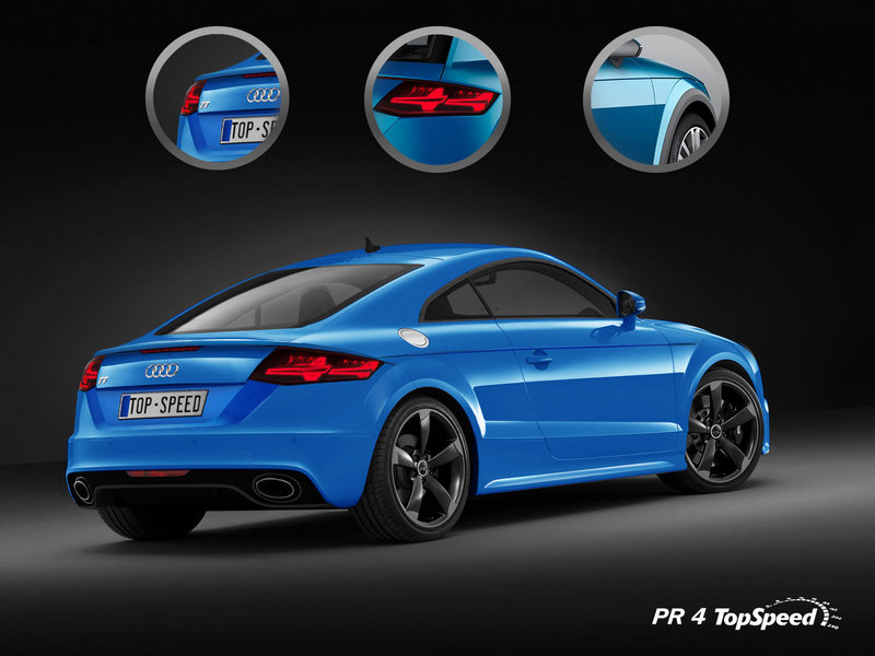 2016 - 2018 Audi TT Exclusive Renderings - image 542247