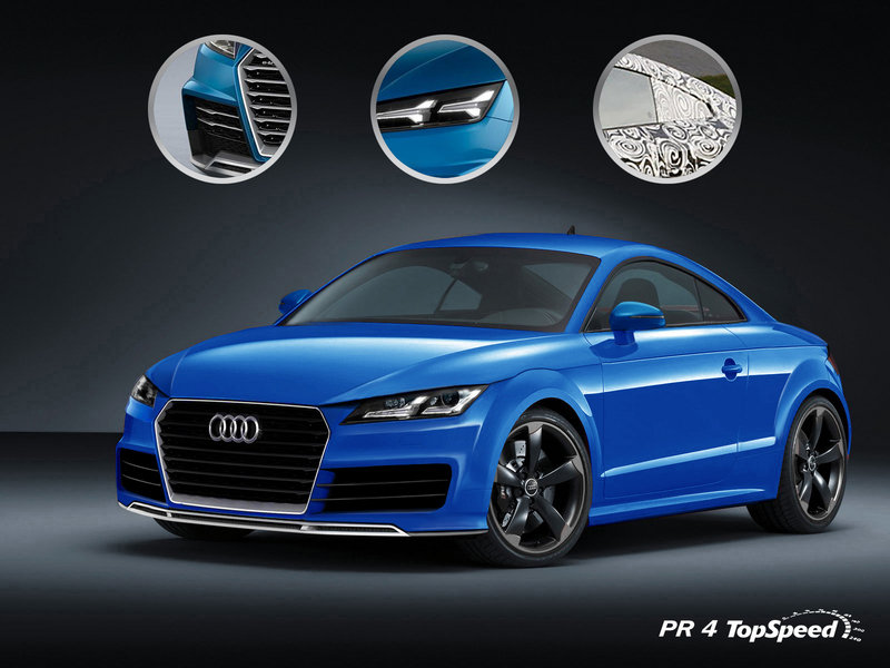 2016 - 2018 Audi TT Exclusive Renderings - image 541504