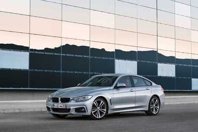 2015 BMW 4 Series Gran Coupè - image 540334