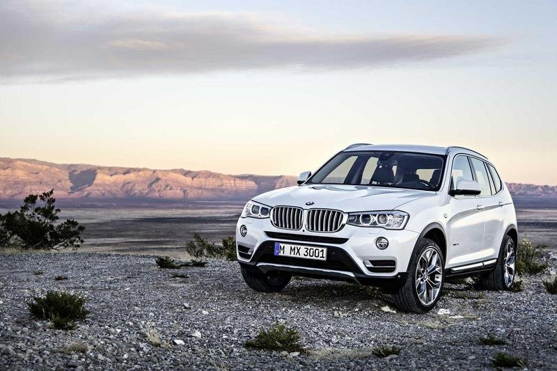 2015 BMW X3 High Resolution Exterior - image 540939