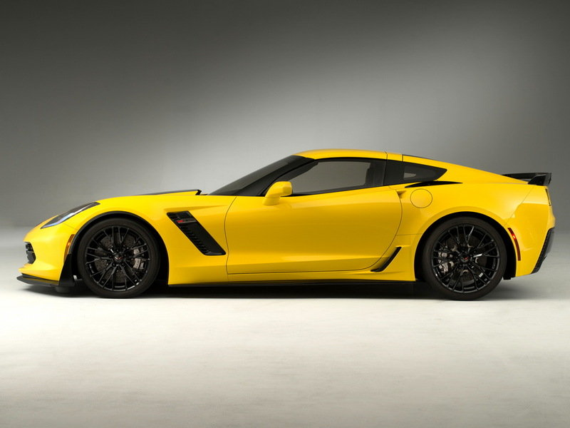 2015 Chevrolet Corvette Z06 High Resolution Exterior - image 542312