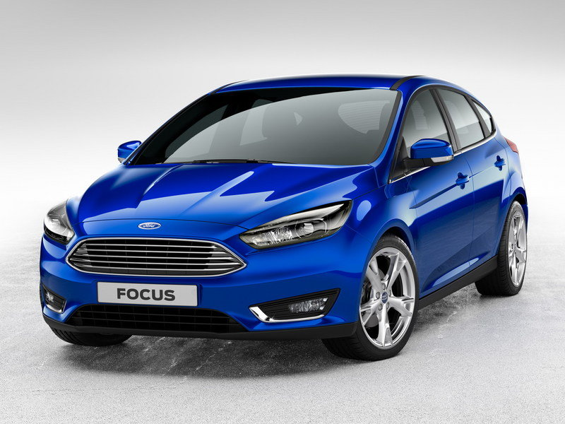2015 Ford Focus High Resolution Exterior - image 543210