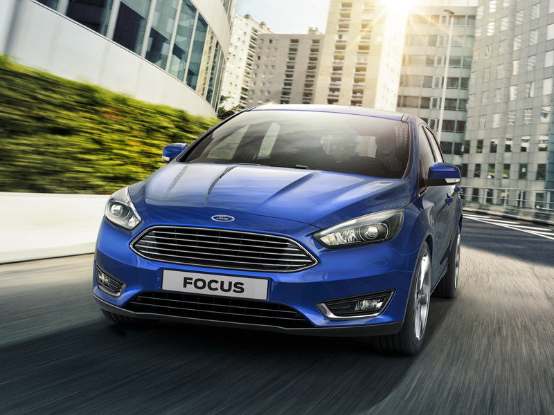 2015 Ford Focus High Resolution Exterior - image 543213