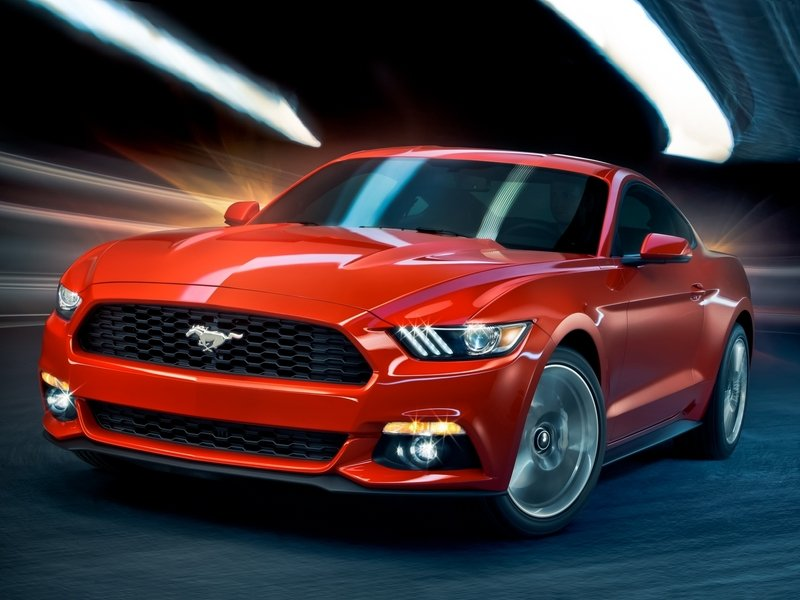 2015 Ford Mustang High Resolution Exterior Wallpaper quality - image 542327