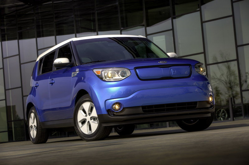 Kia Soul EV Sales Added in Five More States