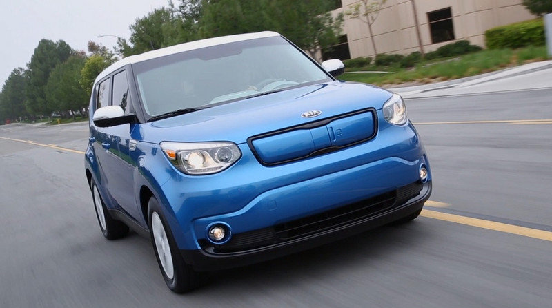 2015 Kia Soul EV High Resolution Exterior - image 541006