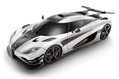 Koenigsegg is planning on breaking a few records with the Agera R and One:1.
