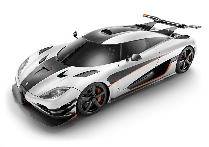 2015 Koenigsegg One:1 Exterior Wallpaper quality - image 543960