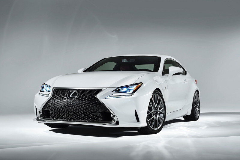 2015 Lexus RC 350 F Sport High Resolution Exterior - image 544010