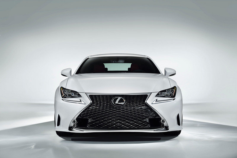 2015 Lexus RC 350 F Sport High Resolution Exterior - image 544011