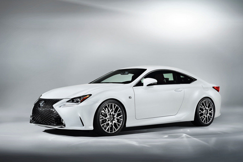 2015 Lexus RC 350 F Sport High Resolution Exterior - image 544009