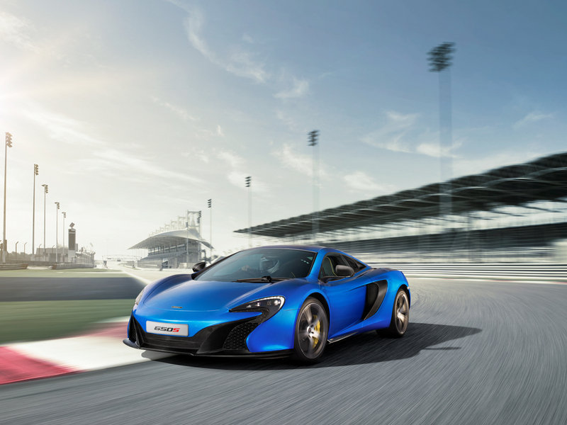 2015 McLaren 650S High Resolution Exterior Wallpaper quality - image 542283