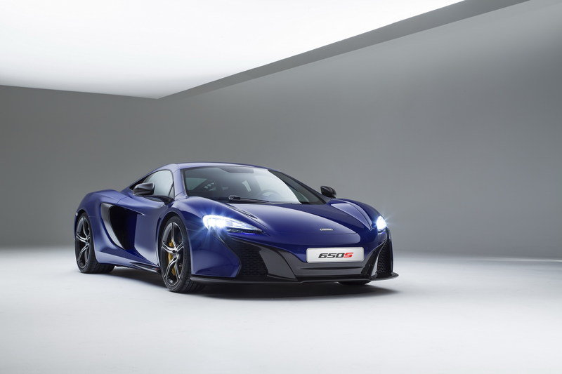 2015 McLaren 650S High Resolution Exterior - image 542277