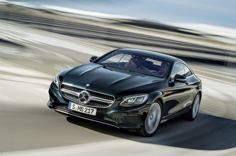 2015 Mercedes S-Class Coupe