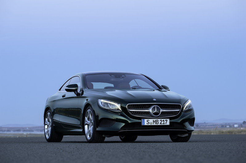 2015 Mercedes S-Class Coupe High Resolution Exterior - image 541754