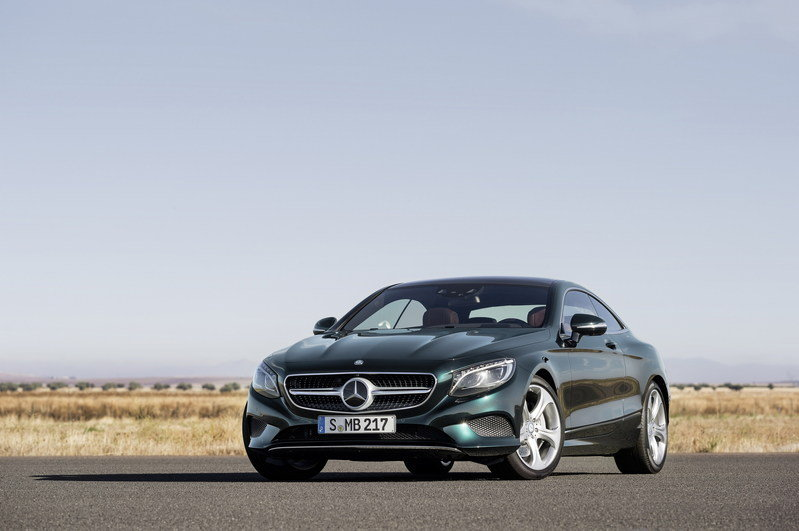 2015 Mercedes S-Class Coupe High Resolution Exterior - image 541758