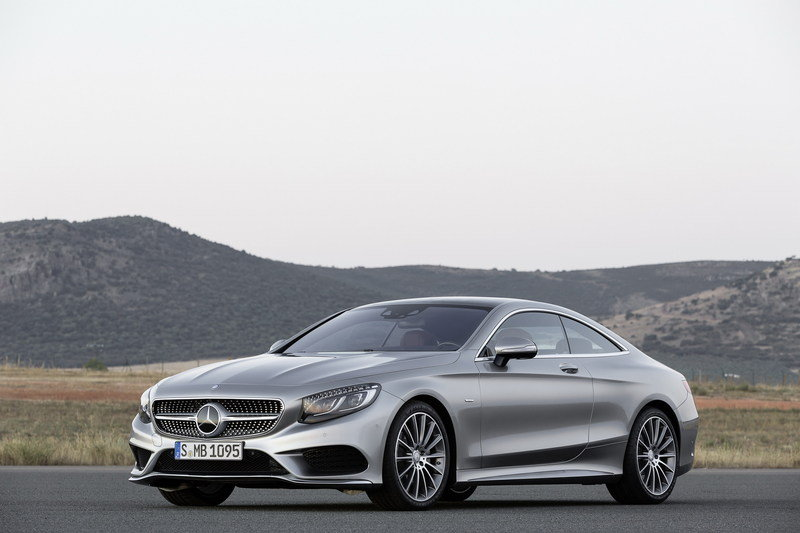 2015 Mercedes S-Class Coupe High Resolution Exterior - image 541770