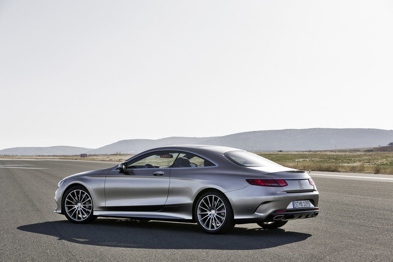 2015 Mercedes S-Class Coupe High Resolution Exterior - image 541773