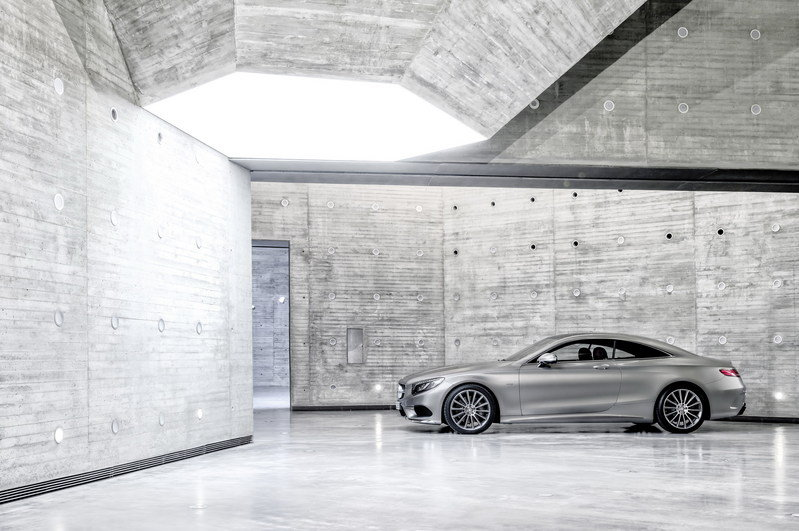 2015 Mercedes S-Class Coupe High Resolution Exterior - image 541780
