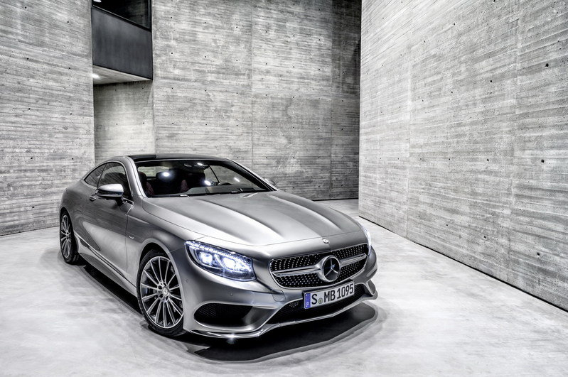 2015 Mercedes S-Class Coupe High Resolution Exterior - image 541782