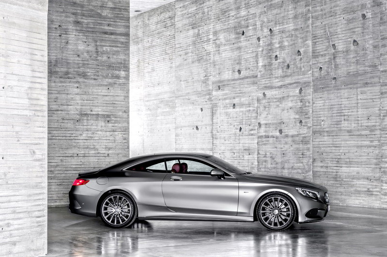 2015 Mercedes S-Class Coupe High Resolution Exterior - image 541783