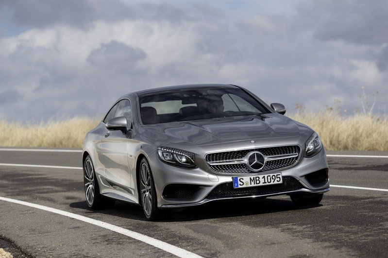 2015 Mercedes S-Class Coupe High Resolution Exterior - image 541784