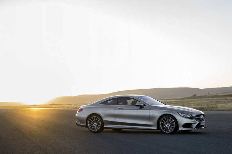 2015 Mercedes S-Class Coupe High Resolution Exterior - image 541785