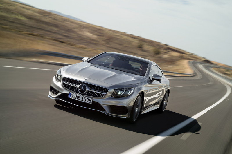 2015 Mercedes S-Class Coupe High Resolution Exterior Wallpaper quality - image 541787