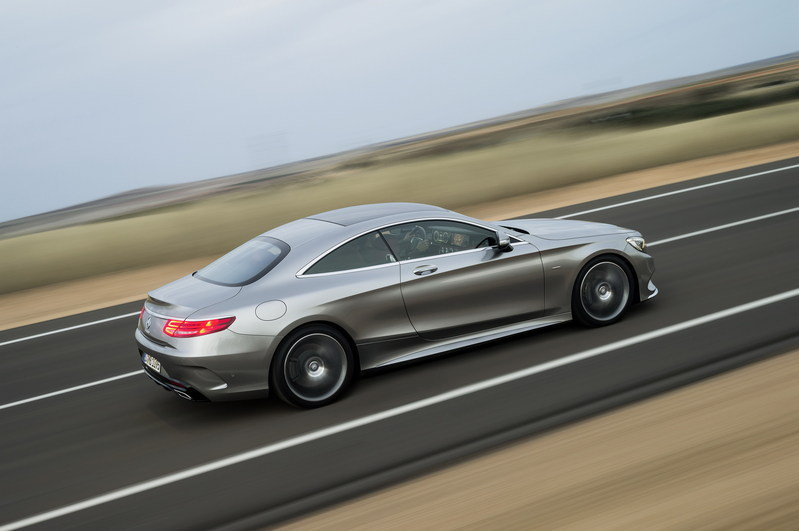 2015 Mercedes S-Class Coupe High Resolution Exterior - image 541788
