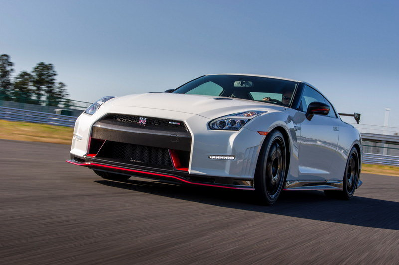 2015 Nissan GT-R Nismo High Resolution Exterior - image 541723