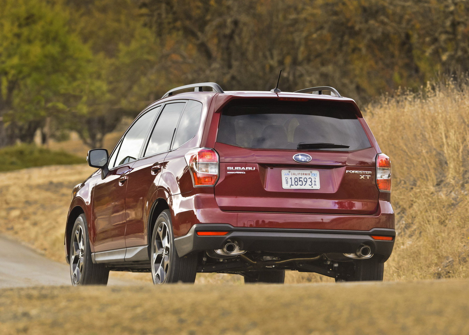 2015 - 2017 Subaru Forester - Picture 543790 | car review @ Top Speed