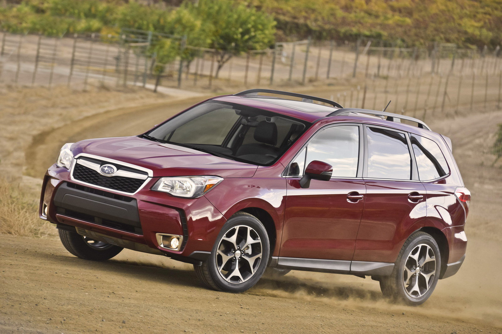 2015 - 2017 Subaru Forester - Picture 543776 | car review @ Top Speed