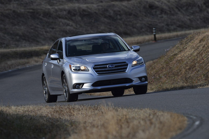 2015 - 2017 Subaru Legacy High Resolution Exterior - image 541121