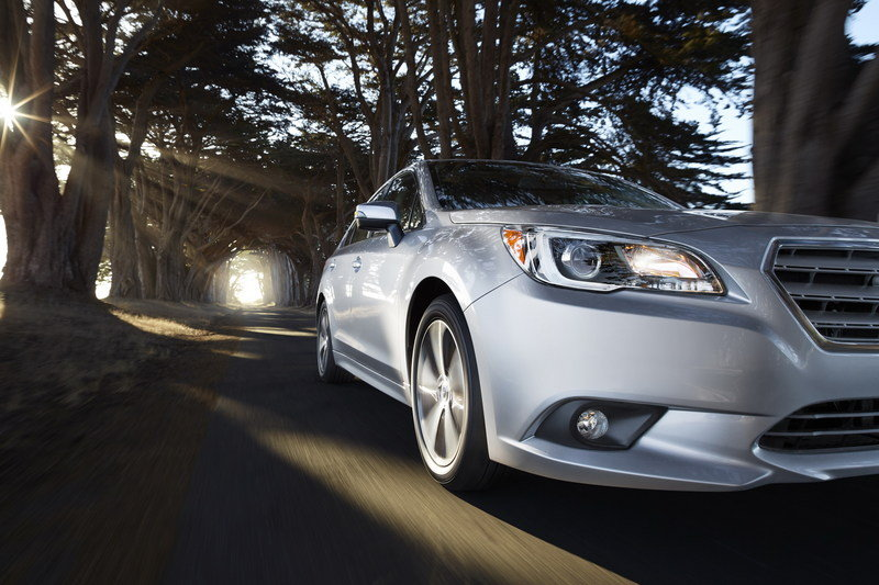 2015 - 2017 Subaru Legacy High Resolution Exterior - image 541122